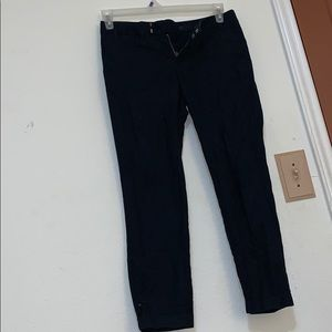 Gap navy blue business casual work pants